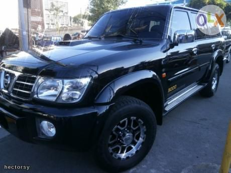 Used Nissan Patrol for sale in Laguna