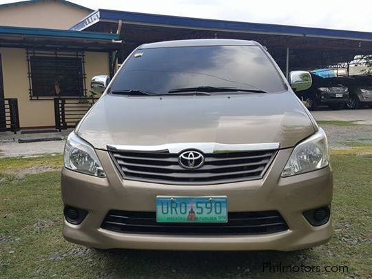 Pre-owned Toyota Innova E D4D for sale in Countrywide