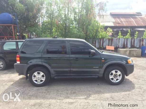 Used Ford Escape for sale in Cebu