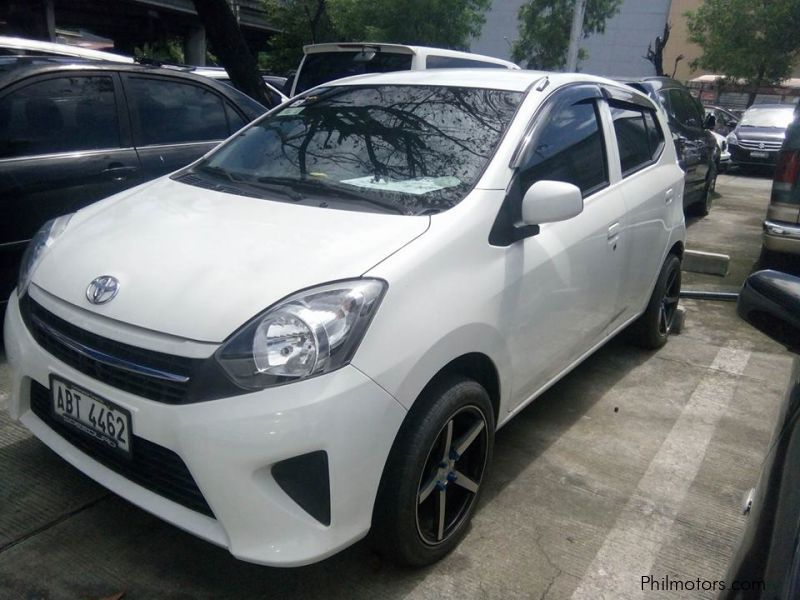 Pre-owned Toyota WIGO for sale in