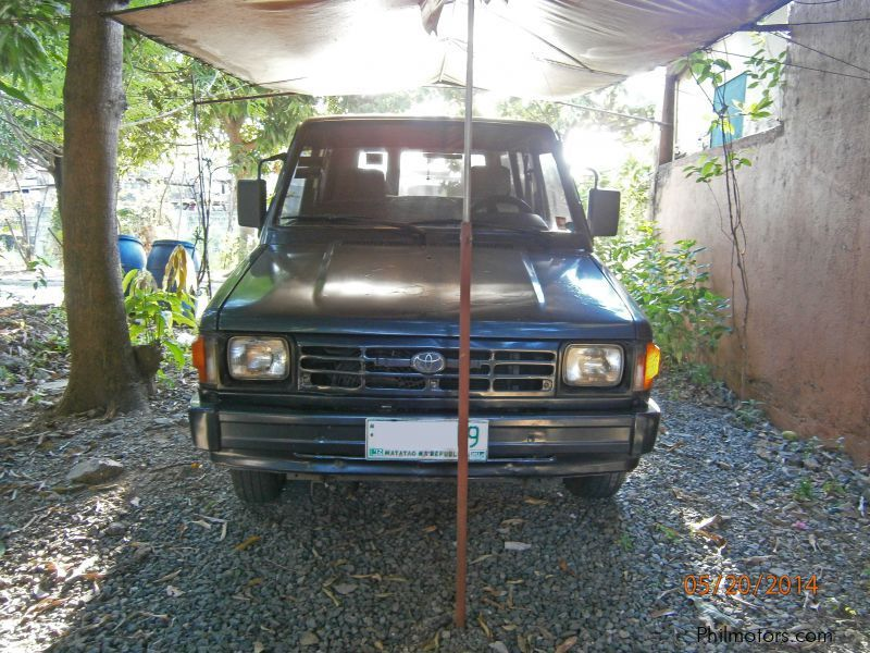 Used Toyota Tamaraw FX for sale in Rizal