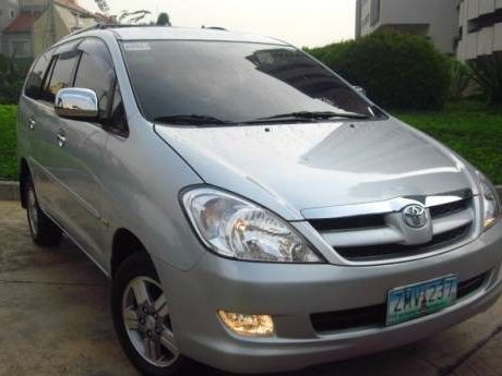Used Toyota Innova for sale in Valenzuela City