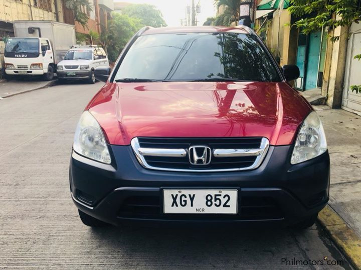 Pre-owned Honda CR-V Gen2 for sale in