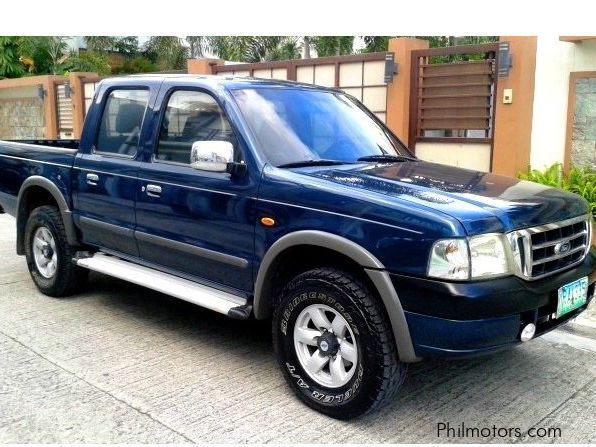 Used Ford Ranger for sale in Davao Del Sur