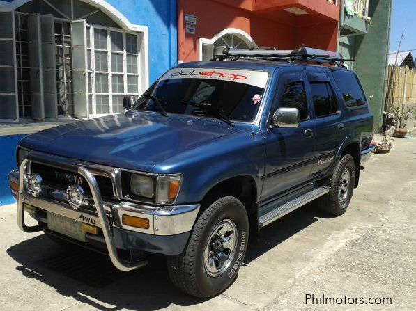 Used Toyota Hilux for sale in Davao Del Sur
