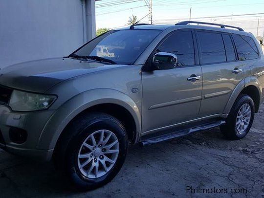 Pre-owned Mitsubishi Montero Sports GTV for sale in Countrywide