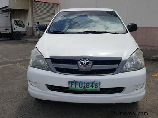 Pre-owned Toyota Innova J for sale in Countrywide