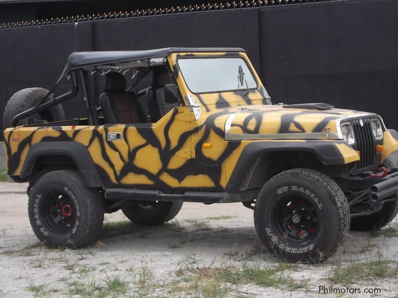 Used Jeep Owner type for sale in Tarlac