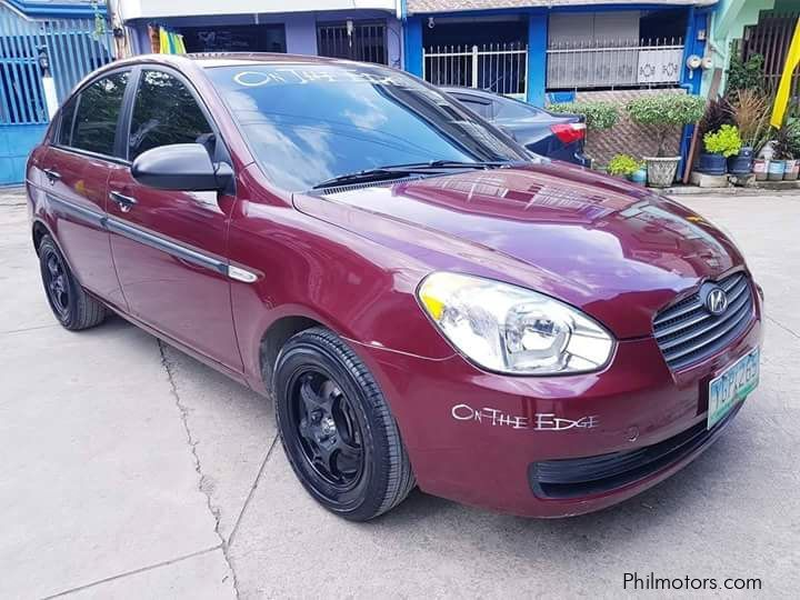 Pre-owned Hyundai accent 2009 CRDI for sale in