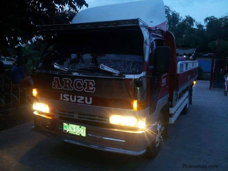 Used Isuzu 4hf1 for sale in Pampanga