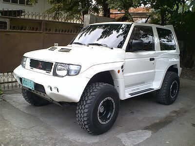 Used Mitsubishi Pajero for sale in Mandaluyong City