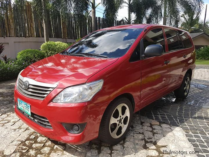 Pre-owned Toyota Innova 2.5J for sale in Countrywide