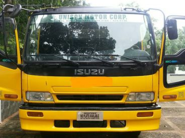 Pre-owned Isuzu Forward Truck (6HL1 Series) for sale in