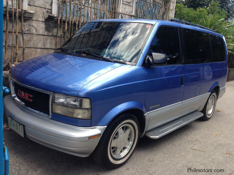 Used GMC Safari (SOLD) for sale in Rizal