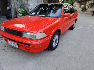 Pre-owned Toyota Corolla small body gl for sale in