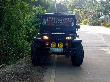 Pre-owned Jeep Jeep YJ for sale in