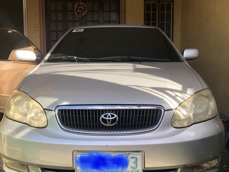Pre-owned Toyota Corolla 1.6E for sale in