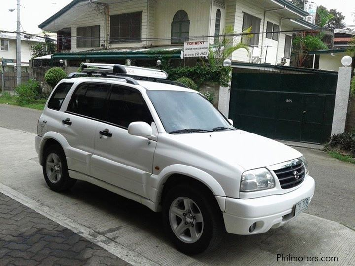 Pre-owned Suzuki Grand Vitara for sale in Countrywide