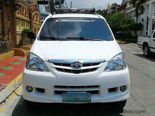 Used Toyota Avanza J for sale in Bulacan