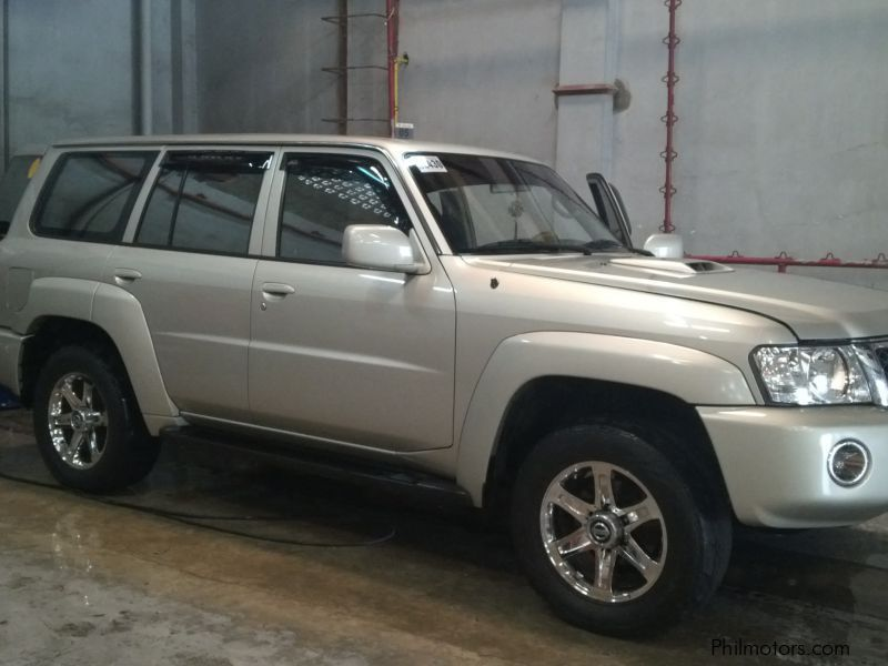 Used Nissan Nissan Patrol for sale in Benguet