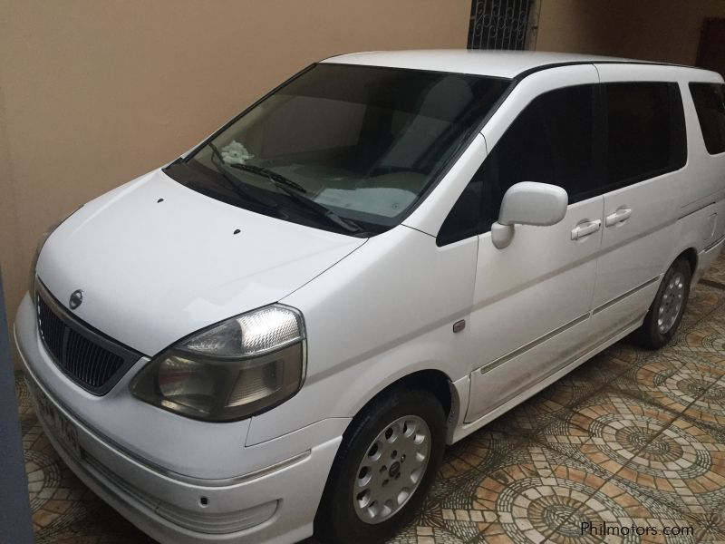 Pre-owned Nissan Serena for sale in Countrywide