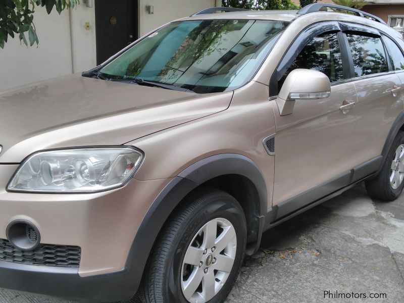 Used Chevrolet Captiva for sale in Rizal
