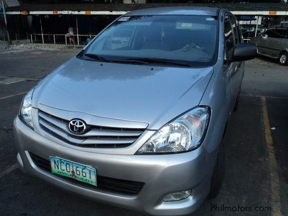 Used Toyota Innova for sale in Cebu