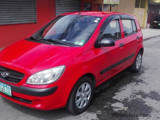 Used Hyundai Getz for sale in Benguet