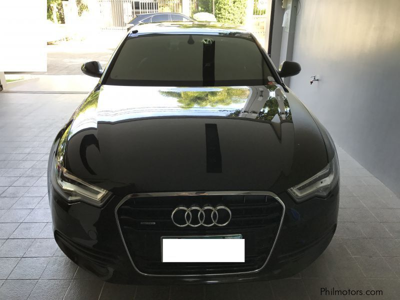 Used Audi A6 for sale in Muntinlupa City