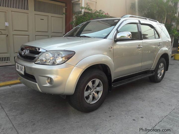 Used Toyota Fortuner G  for sale in San Juan