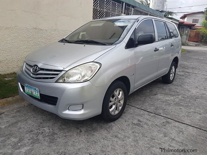 Pre-owned Toyota Innova E for sale in Countrywide