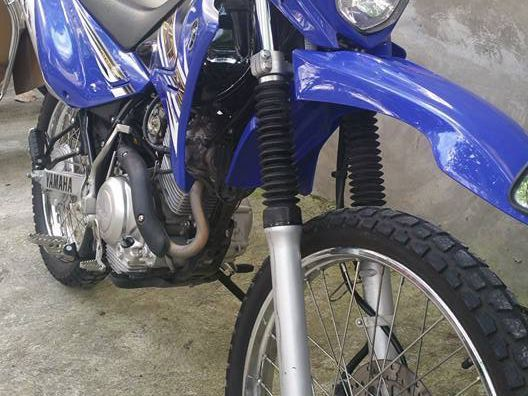 Used Yamaha XTZ for sale in Manila