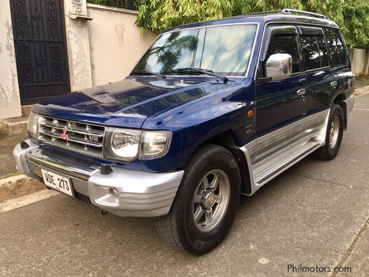 Pre-owned Mitsubishi Pajero Fieldmaster for sale in