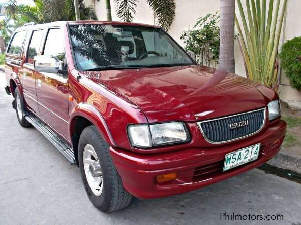 Used Isuzu Fuego 4x2 Manual for sale in Laguna