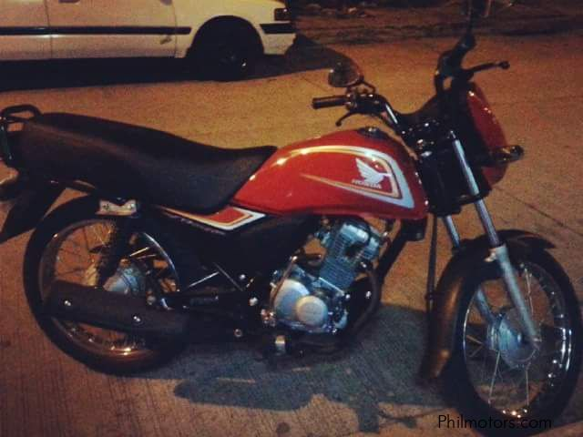 Used Honda CB 125 for sale in Manila