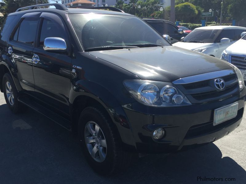 Used Toyota Fortuner for sale in Cebu