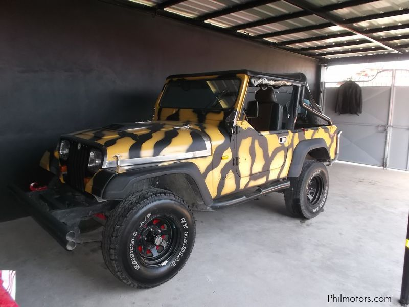 Used Owner Type Jeep for sale in Tarlac