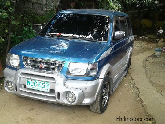 Pre-owned Mitsubishi Adventure Super Sports for sale in