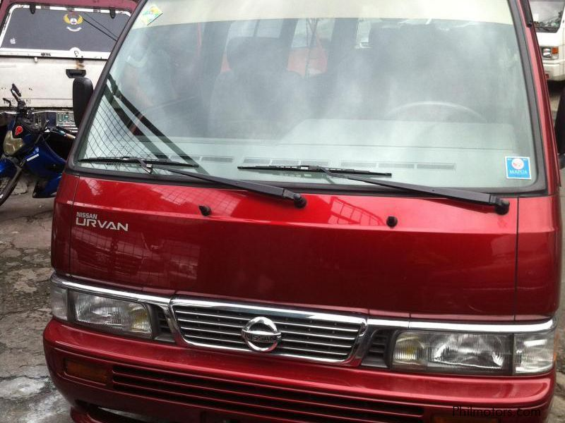 Pre-owned Nissan Urvan for sale in Countrywide