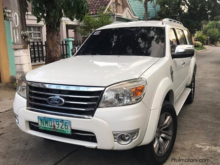 Pre-owned Ford Everest Limited for sale in Countrywide