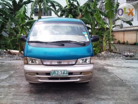 Used Kia Pregio LS for sale in Antipolo City