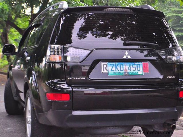 Used Mitsubishi outlander for sale in Bataan