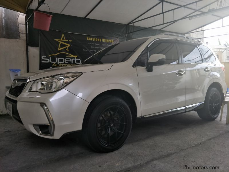 Pre-owned Subaru Forester XT for sale in Countrywide