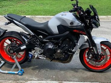Pre-owned Yamaha MT-09 for sale in
