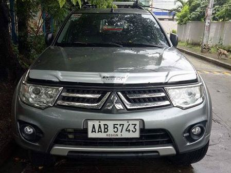 Pre-owned Mitsubishi Montero GLX for sale in Countrywide