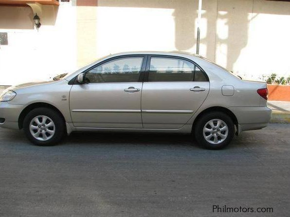 Used Toyota Altis for sale in Taguig