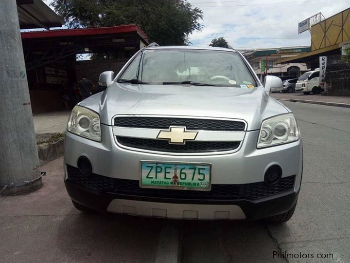 Pre-owned Chevrolet Captiva VCDI for sale in Countrywide