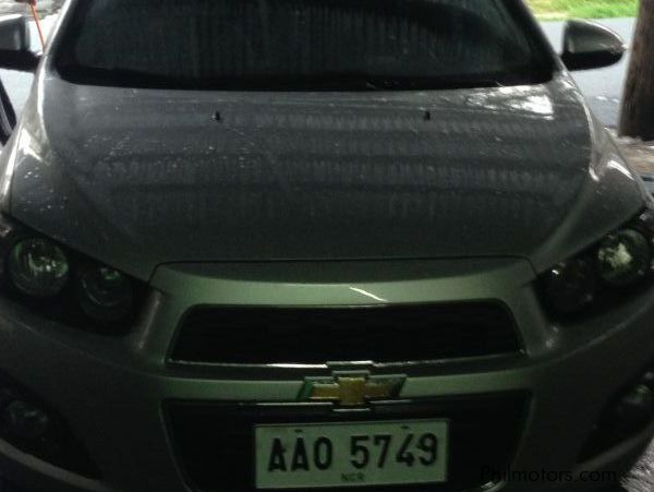 Used Chevrolet Sonic for sale in Makati City