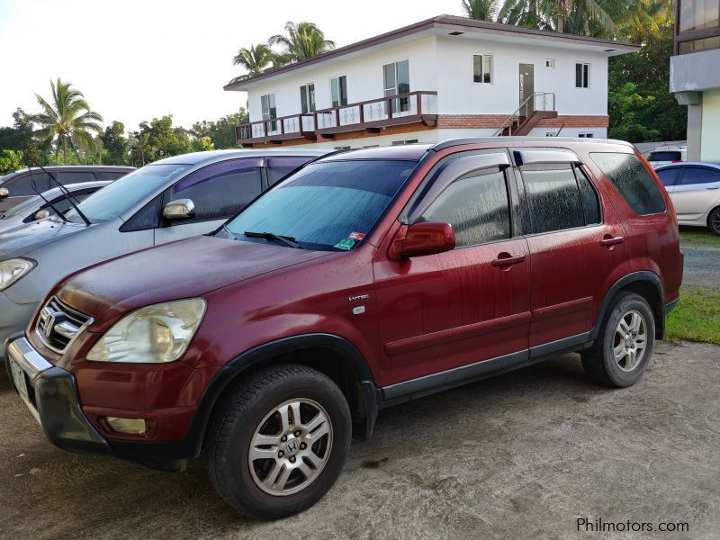 Pre-owned Honda Honda CRV for sale in