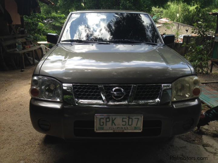 Used Nissan Frontier for sale in Cebu